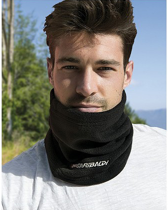 BRAGA BORREGUILLO POLAR FLEECE MASK GARIBALDI