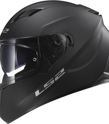 FF320 STREAM ROAD TOURING Casco integral negro mate