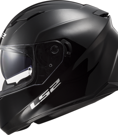 FF320 STREAM ROAD TOURING Casco integral negro