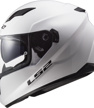 FF320 STREAM ROAD TOURING Casco integral blanco