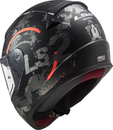 FF353 RAPID Circle casco integral road touring